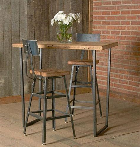 bar high kitchen tables best 25 bar height table ideas on