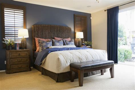 accent wall bedroom how to choose an accent wall and color in a bedroom