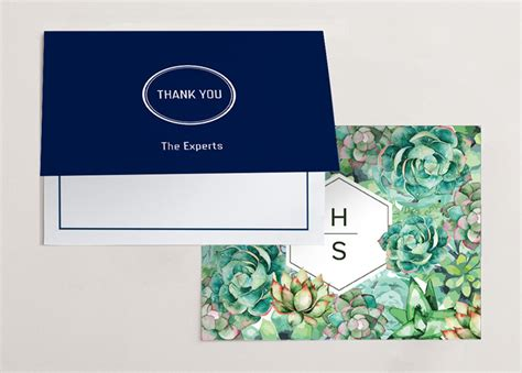 make note cards and print personalized note cards vistaprint