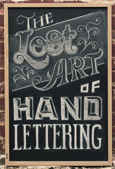 chalkboard paint lettering 25 best ideas about painted signs on