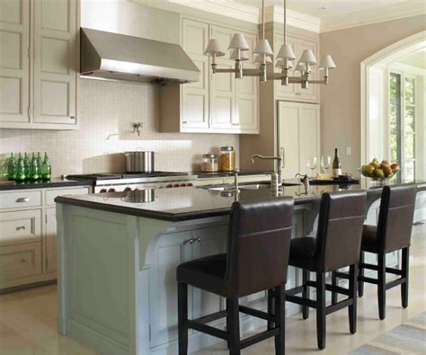 one wall kitchen with island designs august 2014 lowe s creative ideas