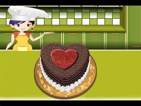 guegos de cocina con sara pastel de la selva negra juegos de cocina con sara youtube