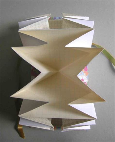 what is origami paper called pocket fold book also called turkish map fold