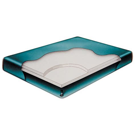 boyd flotation waterbed mattress semiwaveless waterbed
