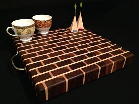 Nature Inspired Home Decor buy a handmade signature design black walnut bar block
