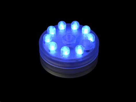 colored led lights led 9 light rgb submersible puck colored grand rental
