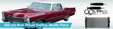 Cadillac Replacement Parts by Cadillac Parts Partsgeek
