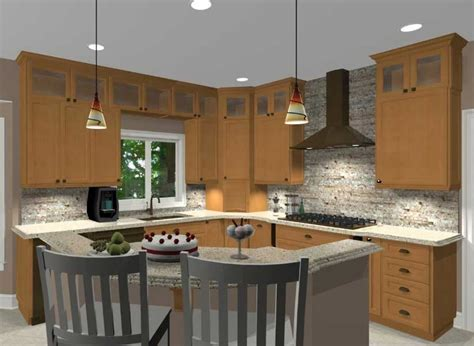 l shaped kitchen layout with island inspiring kitchen island shapes design ideas home interior exterior