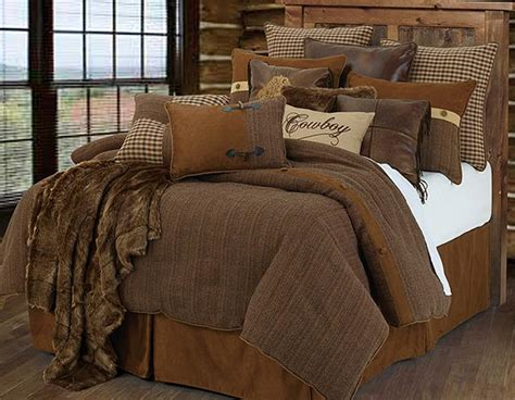 cowboy bedding crestwood cowboy bedding collection cabin place