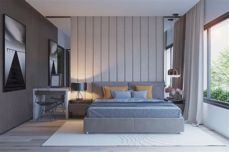 gray interior design 1st place grey master bedrooms with a glimpse of color master bedroom ideas