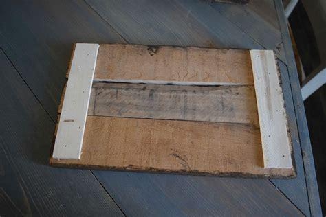 tuto fabriquer un cadre photo rustique avec du bois bricobistro