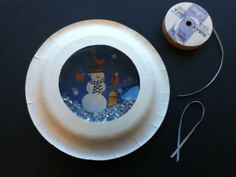 paper snow globe craft storytime abc s craft snowball snowglobe