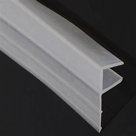glass shower door trim glass shower door plastic trim shower door clip seal