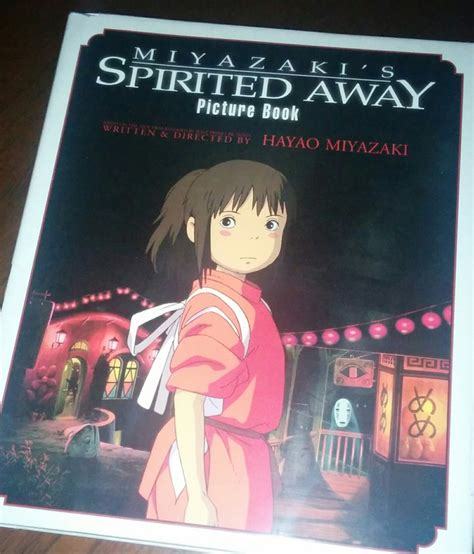 spirited away picture book spirited away picture book addition to my