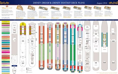 disney floor plan deck plans disney disney the disney