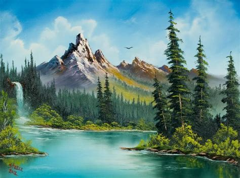 bob ross painting kit for sale bob ross paintings search paintings