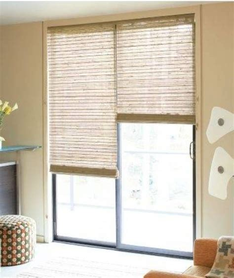 window treatment ideas for sliding glass doors sliding door treatment on door window covering