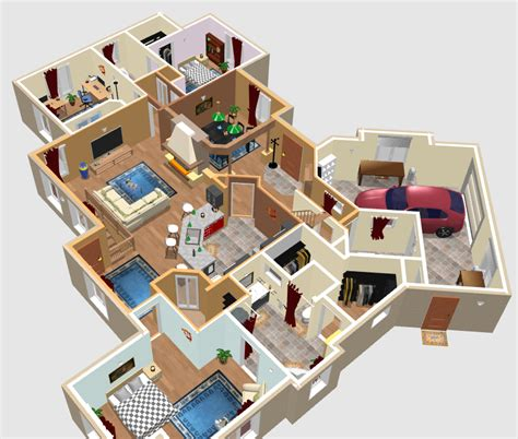 sweet home 3d house plans free software for you
