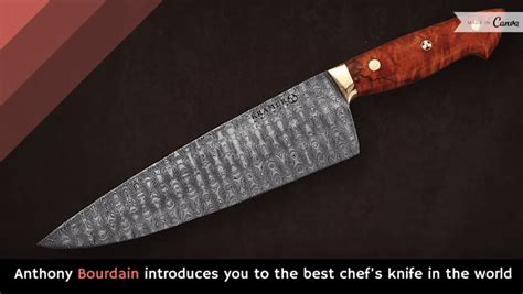 anthony bourdain knife 28 best kitchen knives in the world the best kitchen