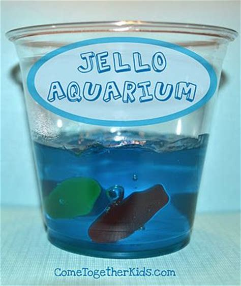 come together jello aquariums lovely birthdays summer and fruit snacks