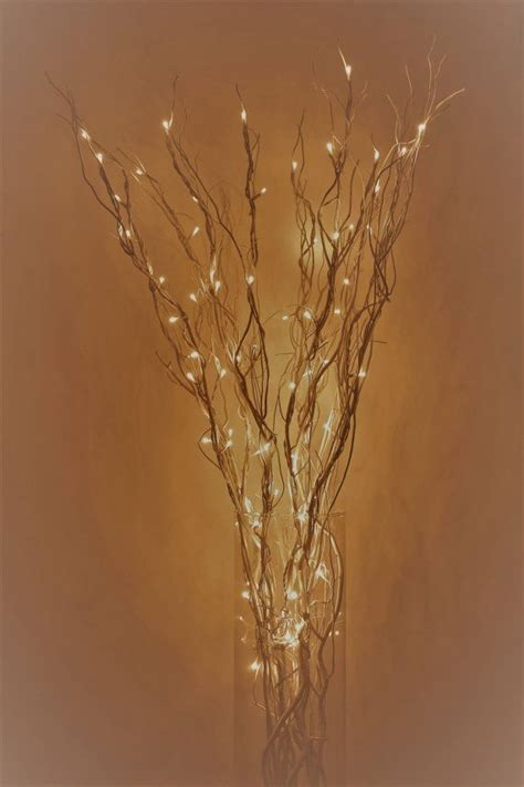 branches with lights centerpiece best 25 lighted branches ideas on lighted