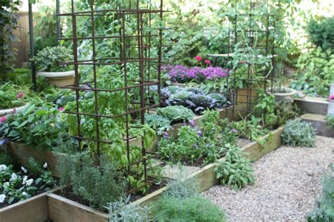 kitchen garden design ideas ewa in the garden 24 beautiful photos of edible landscape