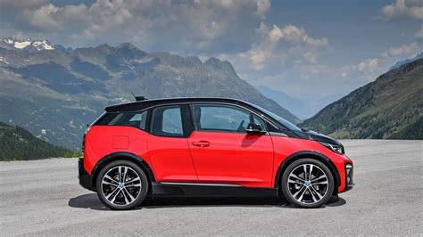 Bmw Bmw by 2018 Bmw I3s Debuts Higher Output In A Familiar But