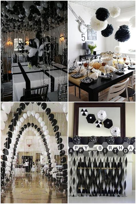 black and white decorations 17 best ideas about black on black