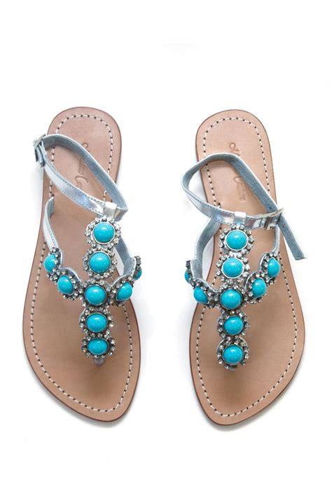 beaded sandals madame couture beaded sandal from las vegas by