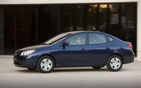 2010 Hyundai Elantra by 2010 Hyundai Elantra Blue Widescreen Car Image 10