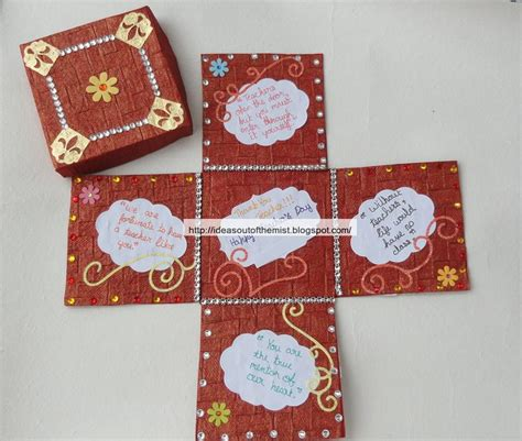 card ideas for teachers day ideas out of the mist how to make a beautiful handmade
