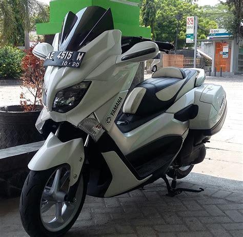 Modifikasi Motor Nmax by Modifikasi Yamaha Nmax Gambot Orongorong