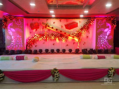 indoor decoration sangeet decor indoor