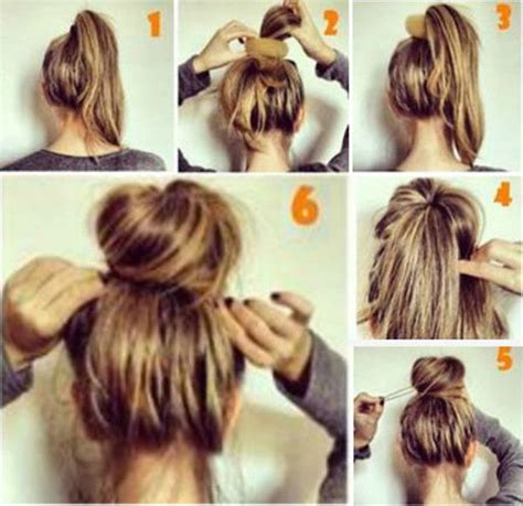 tutorial thin hair hairstyles how to add hair volume for thin hair making ideal messy