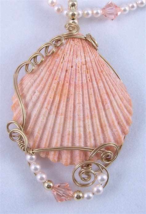 how to make jewelry with shells conch cowry and other shells been used in