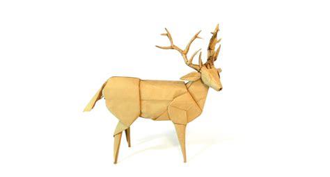 origami deer diagram gallery