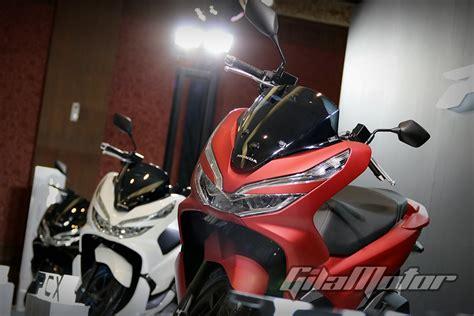 Pcx 2018 Anti Maling by All New Honda Pcx Produksi Indonesia Resmi Mengaspal