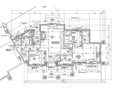 blueprint drawing house blueprint architectural plans architect drawings