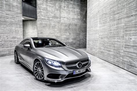 Mercedes Luxury Car by Mercedes S Class Coupe Luxury Car Alux