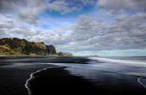 Punaluu Beach black sand beaches of iceland growing up in florida and