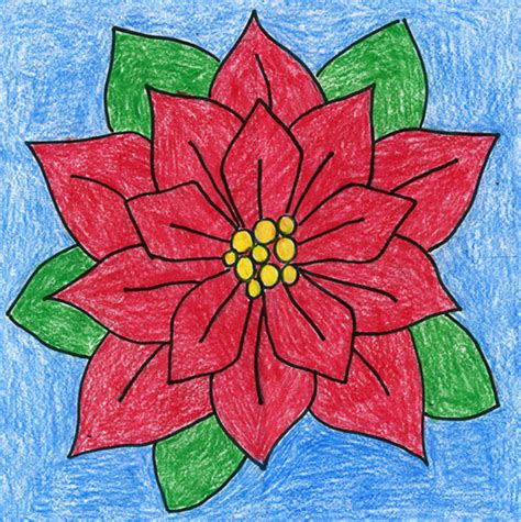 poinsettia craft project poinsettia flowers projects for