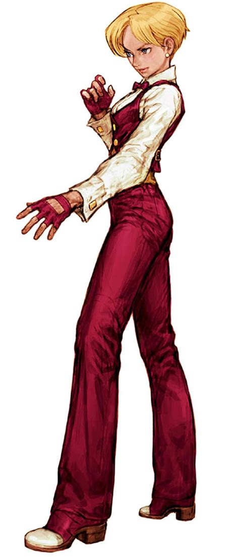 king of king king of fighters of fighting character