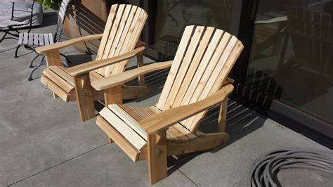 Unfinished Wood Adirondack Chairs by San Juan Adirondack Chair Adirondack Chairs Seattle