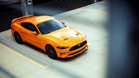 2018 Sports Car Wallpaper by 2018 Ford Mustang Gt Fastback Sports Car 4k Wallpaper Hd