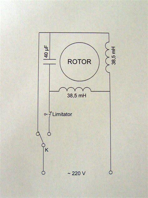 Condensator Motor Monofazat by Pornire Motor Monofazat In Ambele Sensuri 2 Quot Arduino
