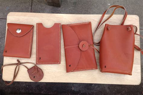 leather craft project ideas leather projects which one do you like best diy