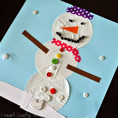 snowman crafts for 137 best snowman crafts images on