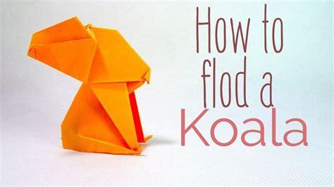 how to make a origami koala 25 best ideas about origami koala on origami