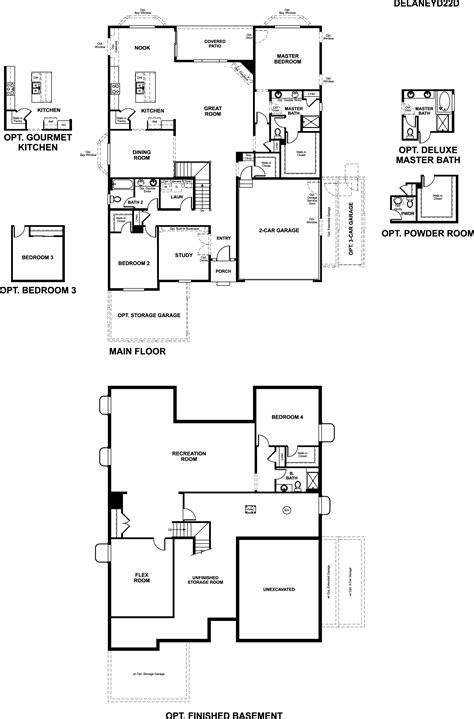 richmond homes floor plans the best 28 images of richmond american home floor plans