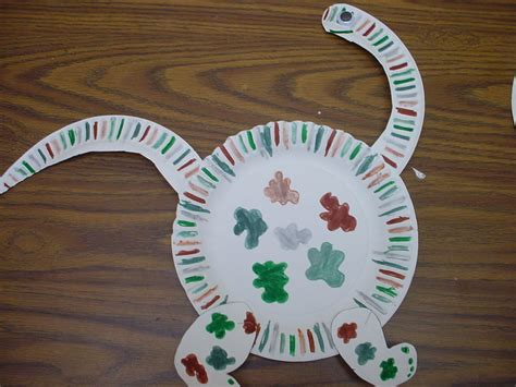 craft paper plate animals paper plate crafts learningenglish esl
